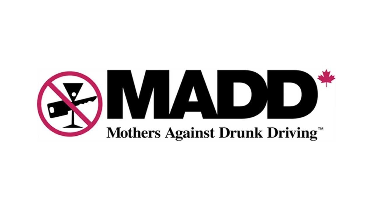 Mothers Against Drunking Driving